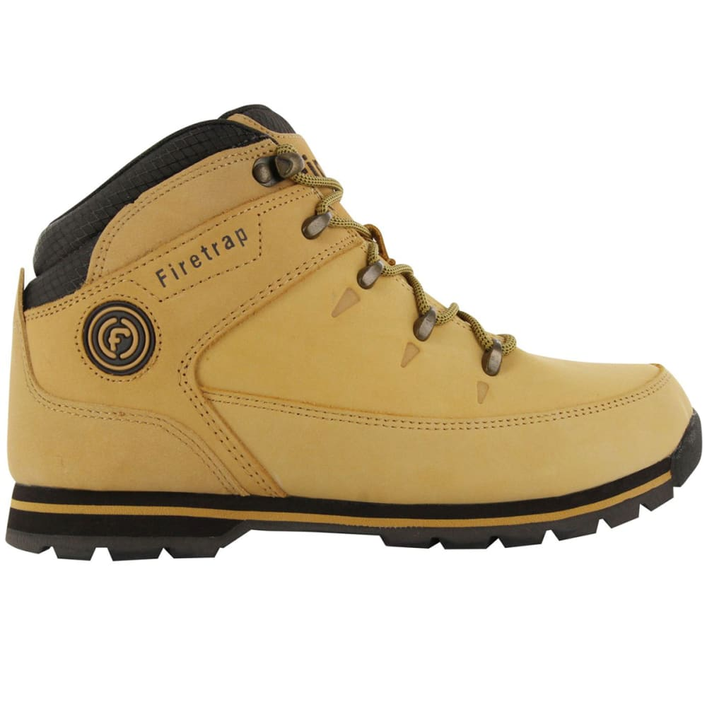 FIRETRAP Men's Rhino Low Boots - Honey/Brown