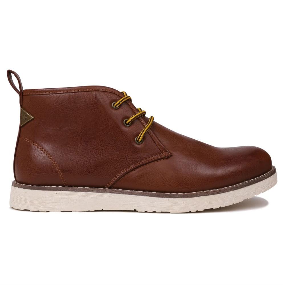 SOVIET Men's Anzhi Boots - TAN