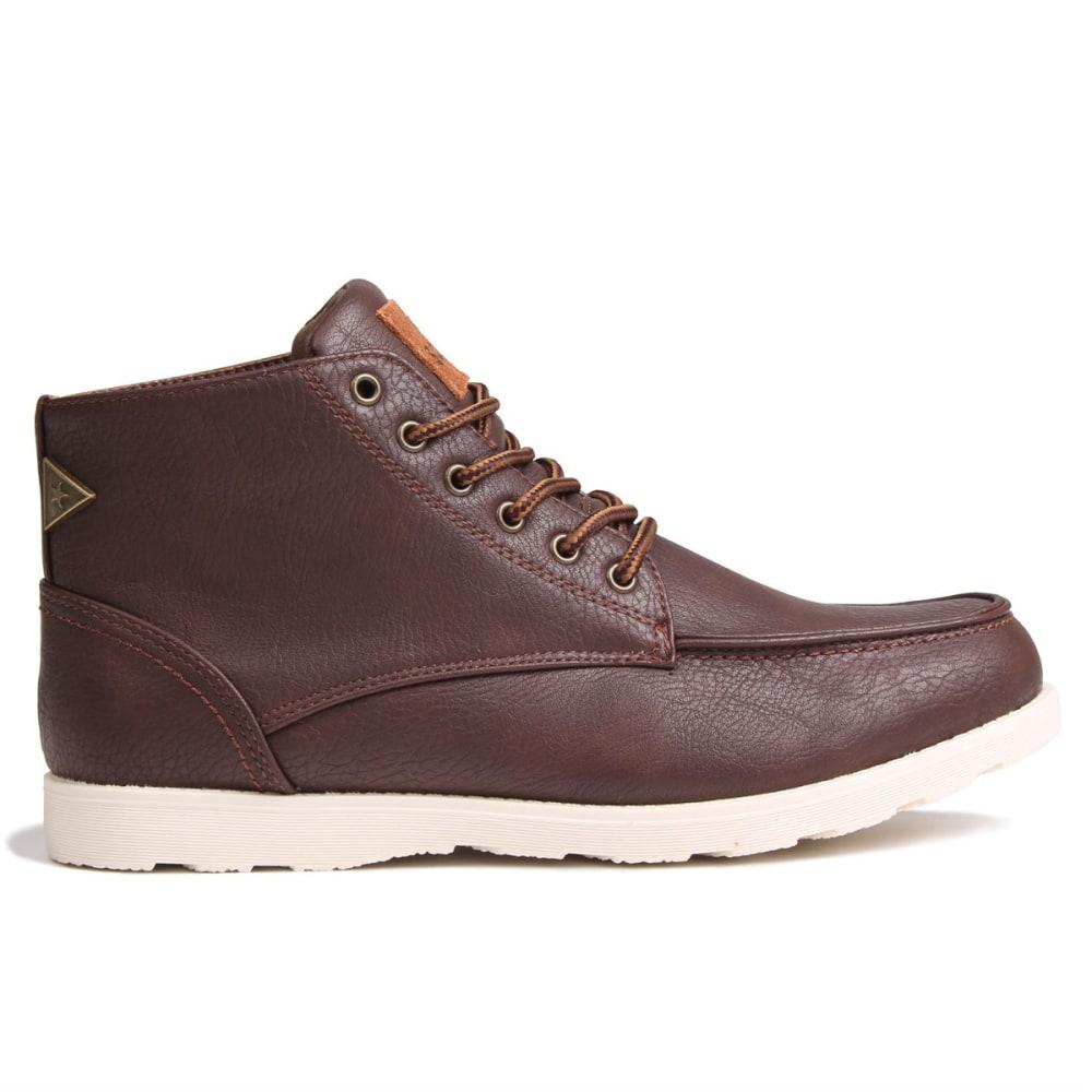 SOVIET Men's Rewind Boots - BROWN