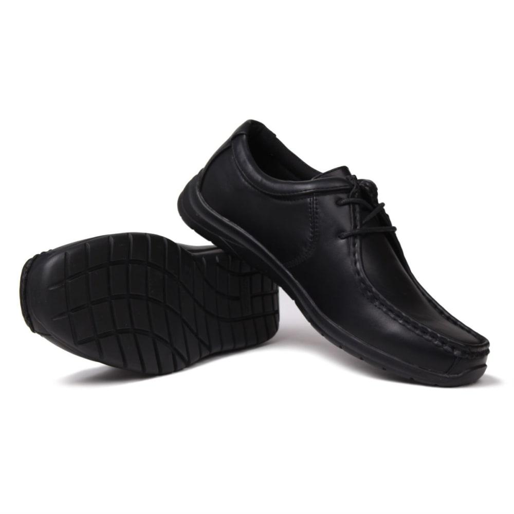GIORGIO Boys' Bexley Lace-Up Casual Shoes - BLACK