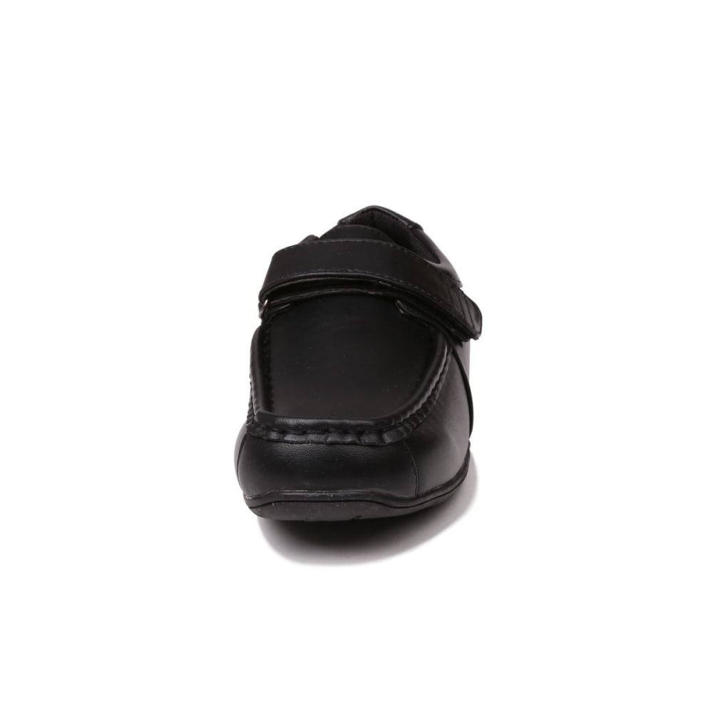 GIORGIO Boys' Bexley Velcro Casual Shoes - BLACK