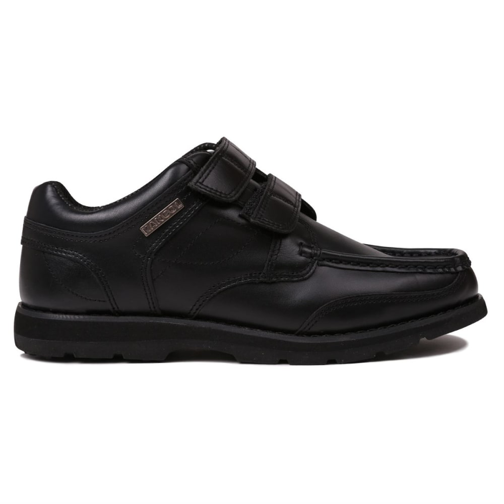 KANGOL Kids' Harrow Velcro Casual Shoes - BLACK