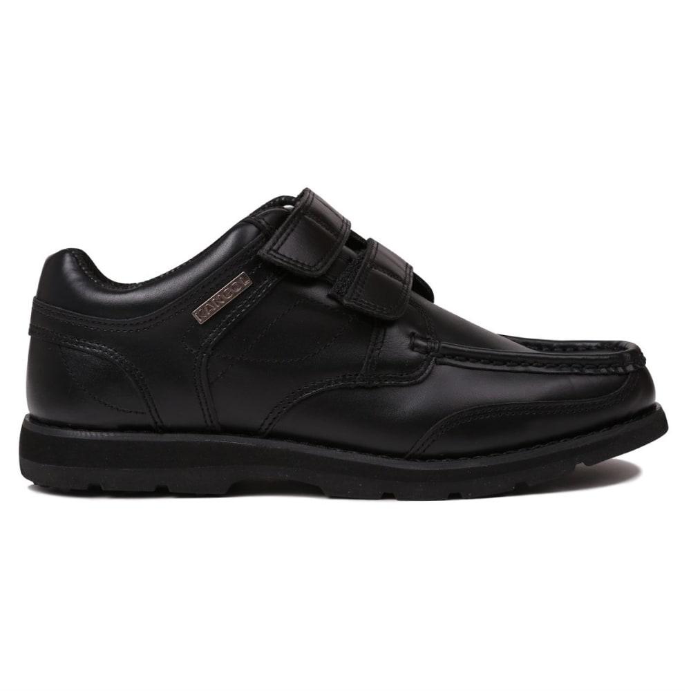 Kangol Kids' Harrow Velcro Casual Shoes - Black, 4