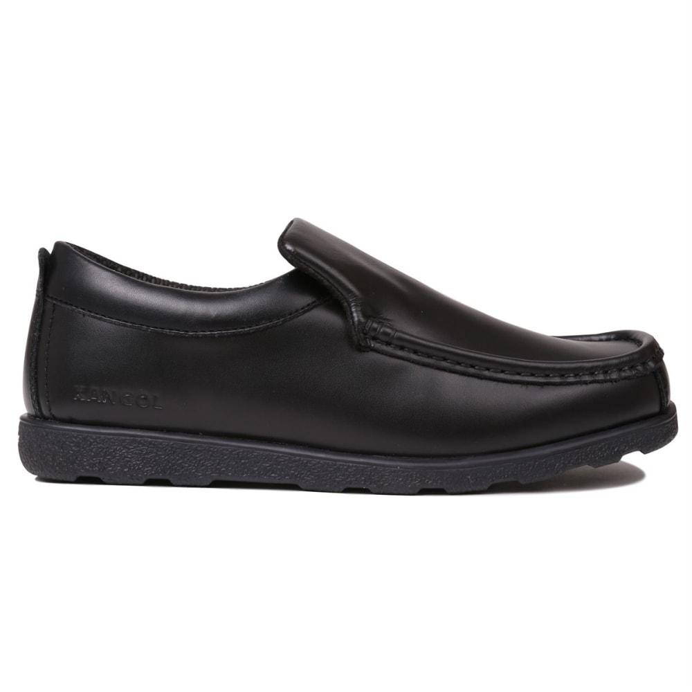 Kangol Kids' Waltham Slip-On Casual Shoes - Black, 4