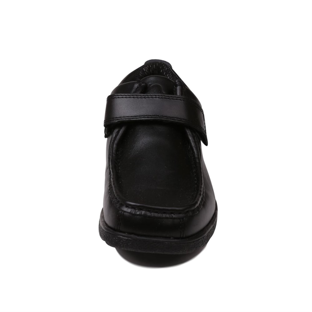 KANGOL Kids' Waltham Velcro Casual Shoes - BLACK