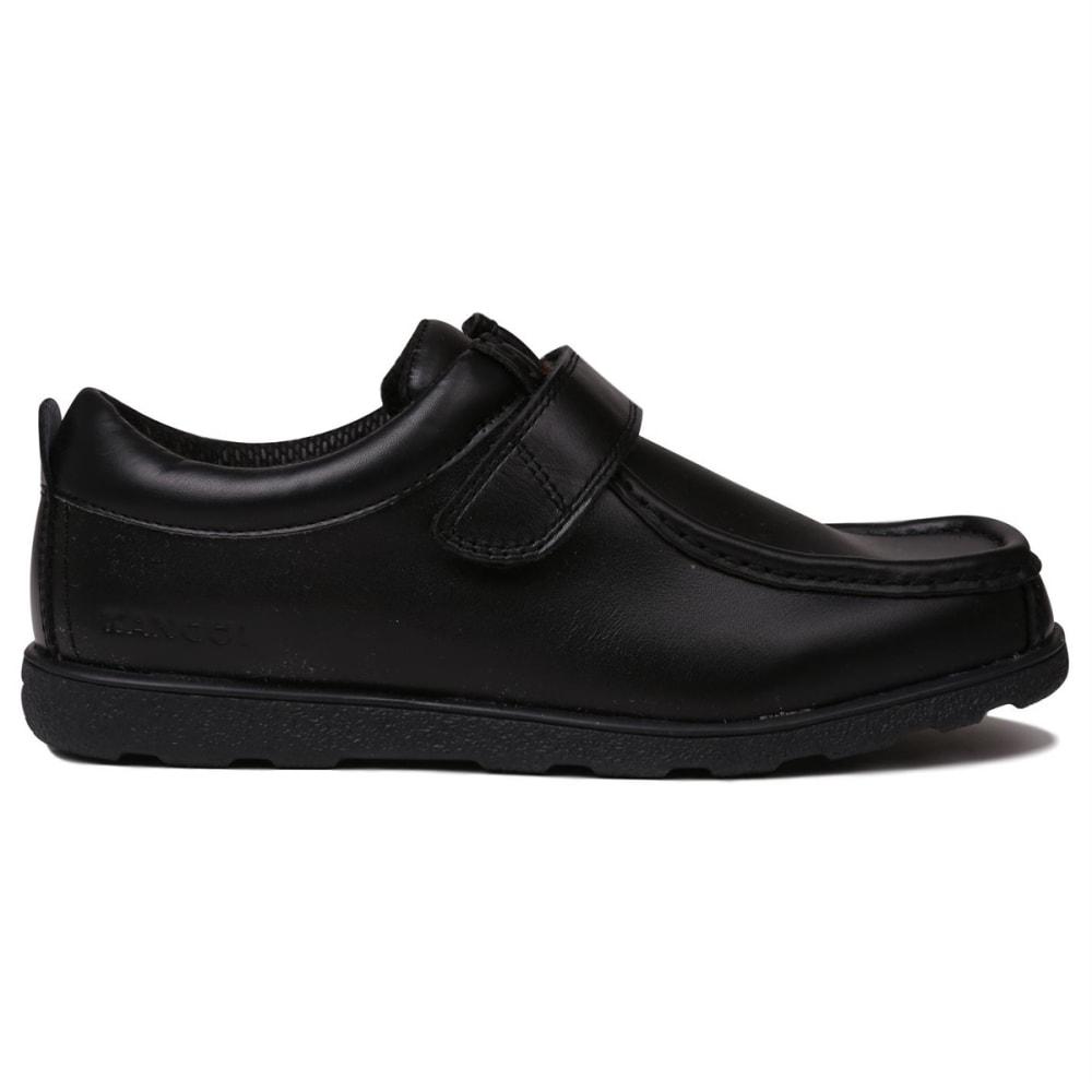 Kangol Kids' Waltham Velcro Casual Shoes - Black, 4