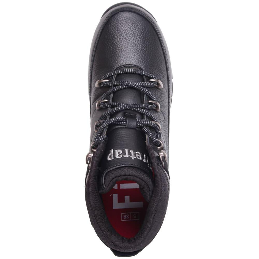 FIRETRAP Women's' Rhino Ankle Boots - BLACK/BLACK