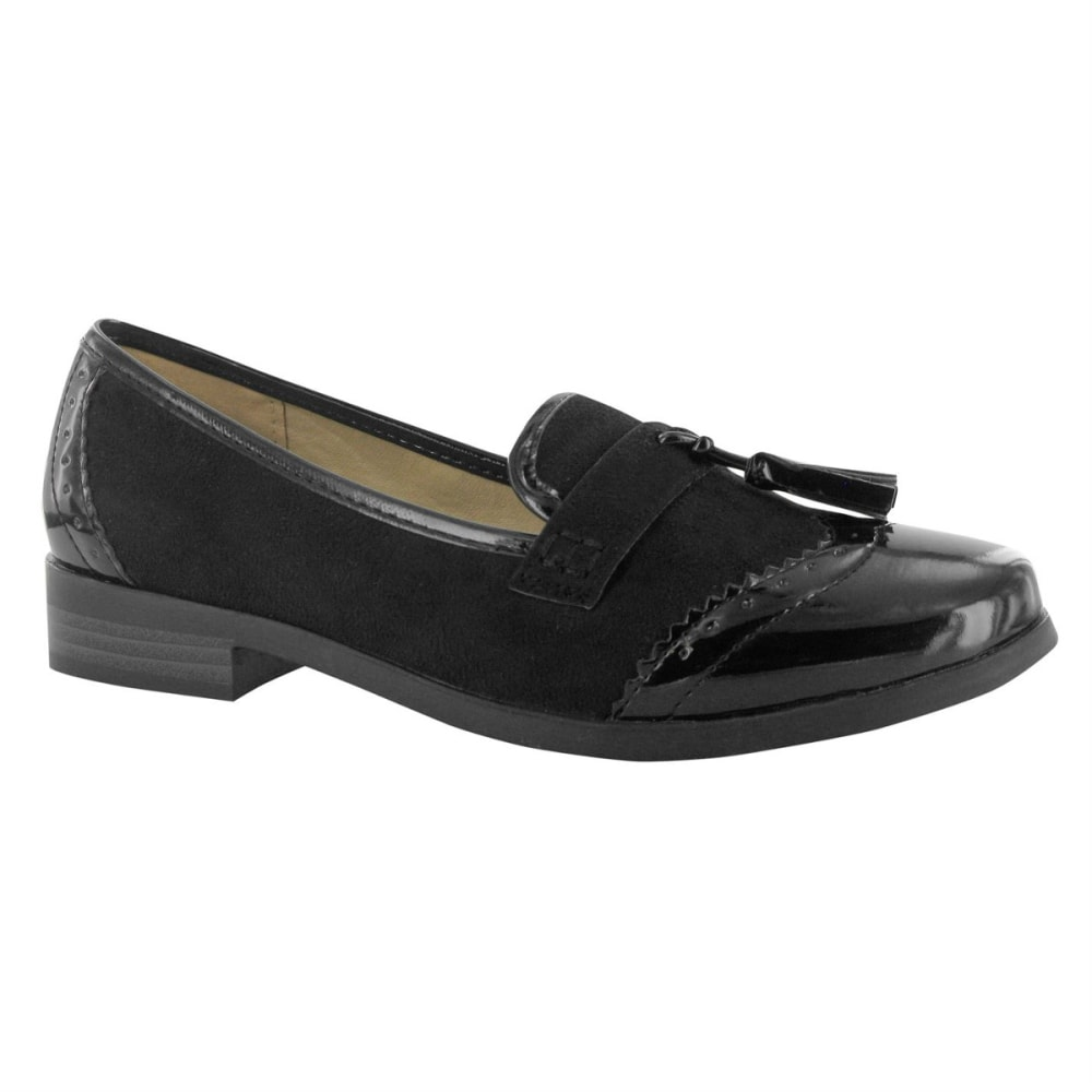 MISO Women's Tasha Loafers - BLACK PATENT