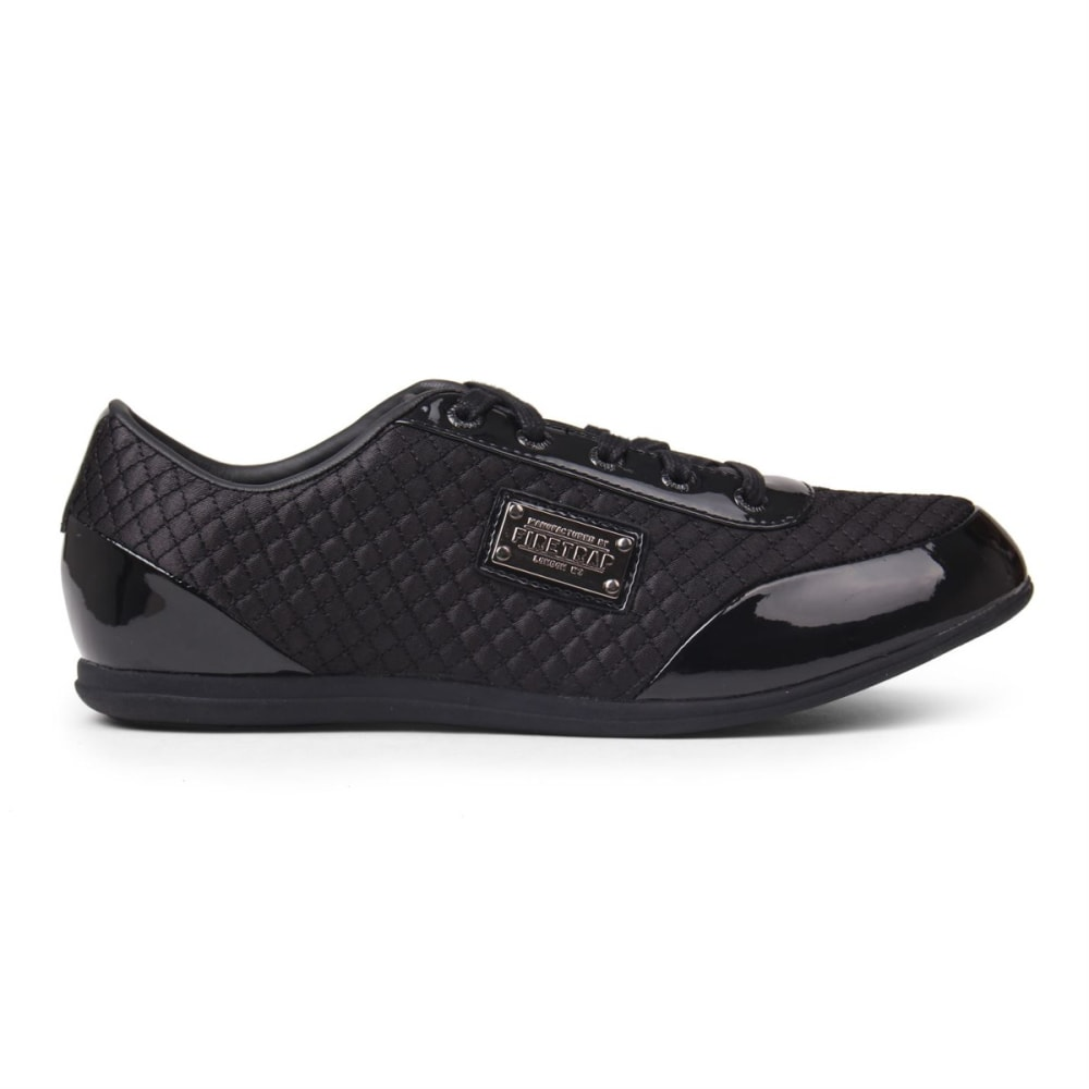 FIRETRAP Kids' Dr Domello Sneakers - BLACK