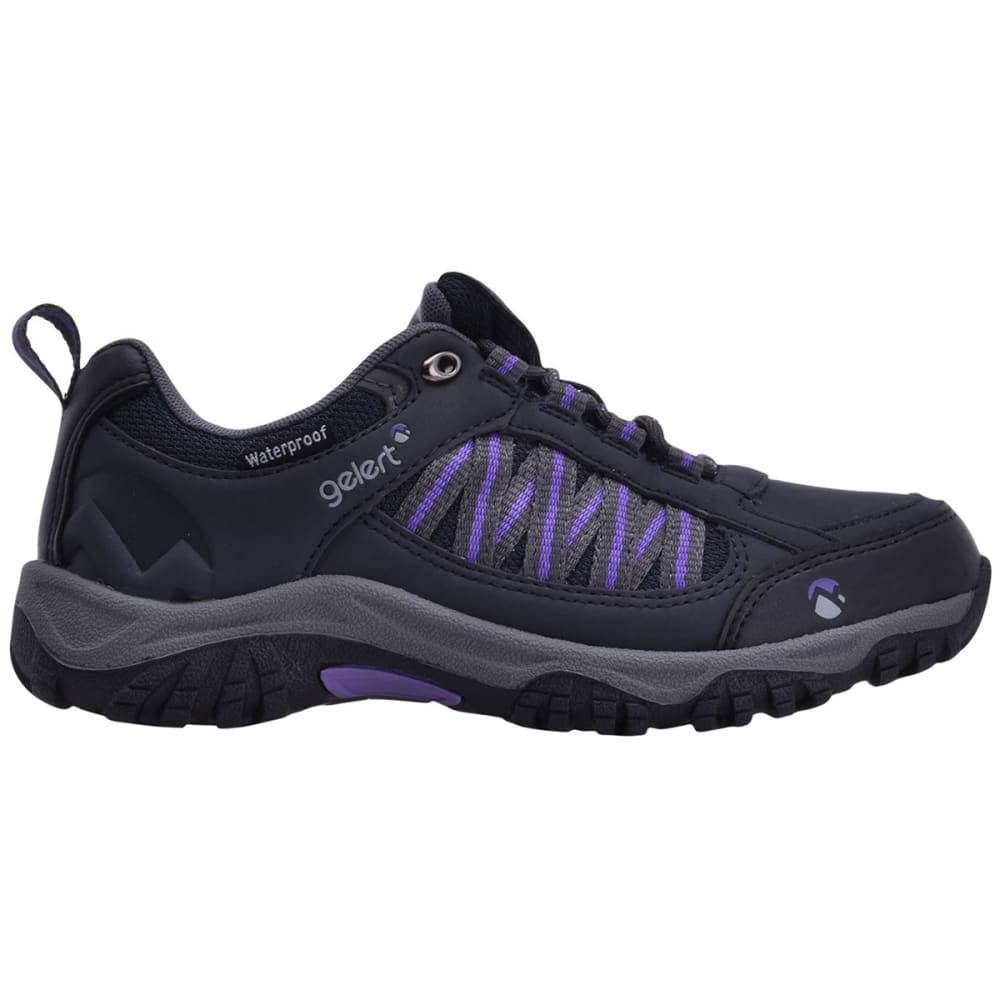 GELERT Women's Horizon Low Waterproof Hiking Shoes 7