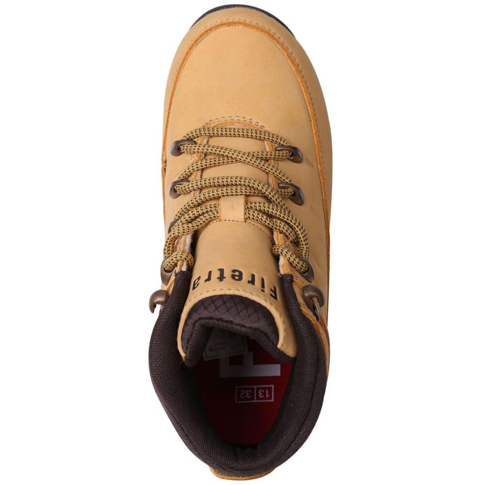 FIRETRAP Boys' Rhino Low Boots - Honey/Brown