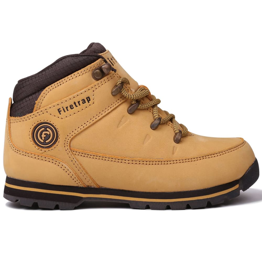 FIRETRAP Boys' Rhino Low Boots - Honey/Brown