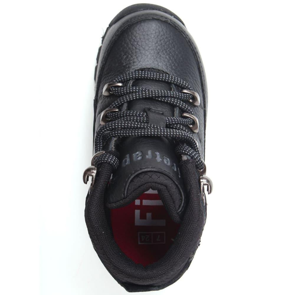 FIRETRAP Infant Boys' Rhino Low Boots - BLACK/BLACK