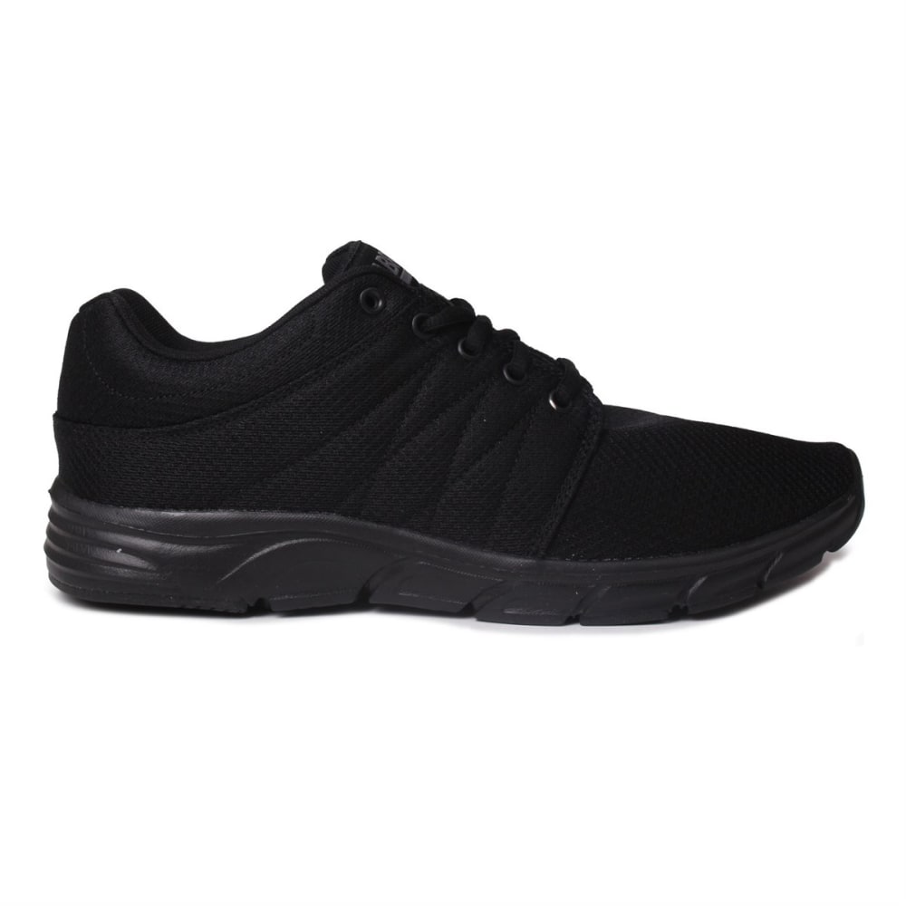 FABRIC Kids' Reup Running Shoes - BLACK/BLACK