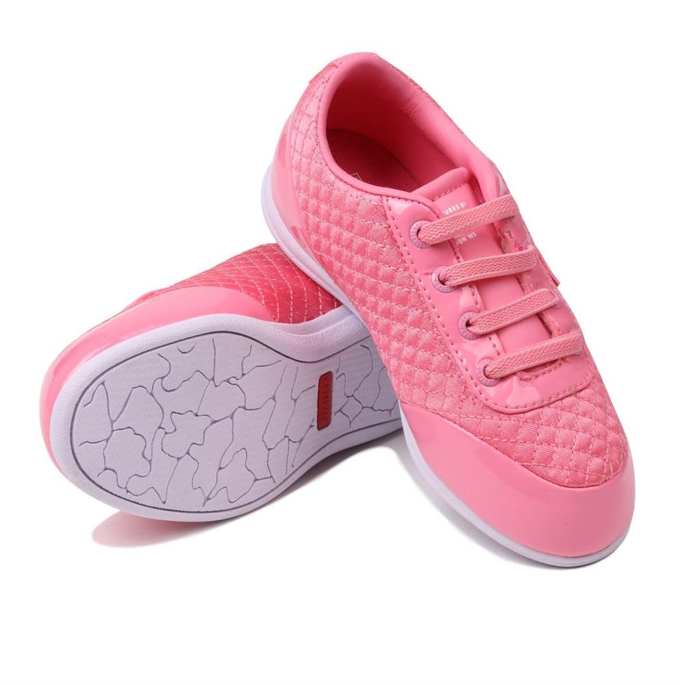 FIRETRAP Kids' Dr Domello Sneakers - PINK
