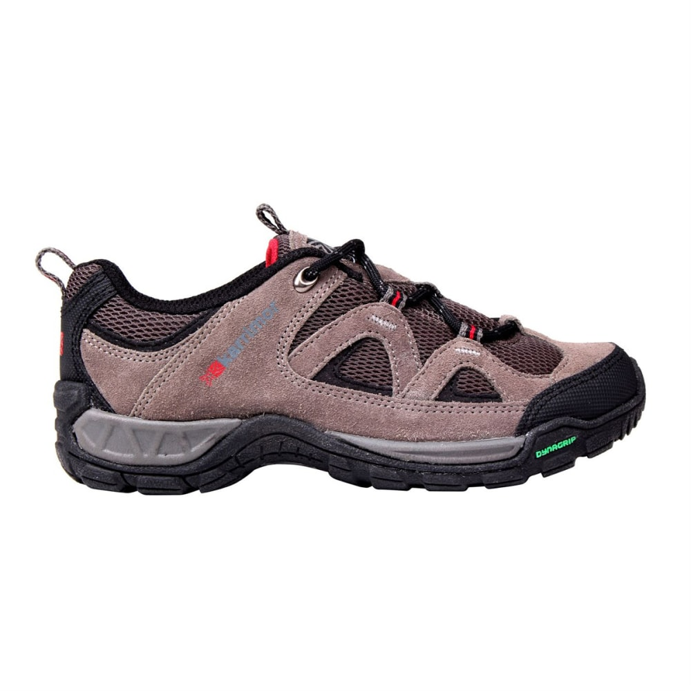 Karrimor Kids' Summit Low Hiking Shoes - Black, 1