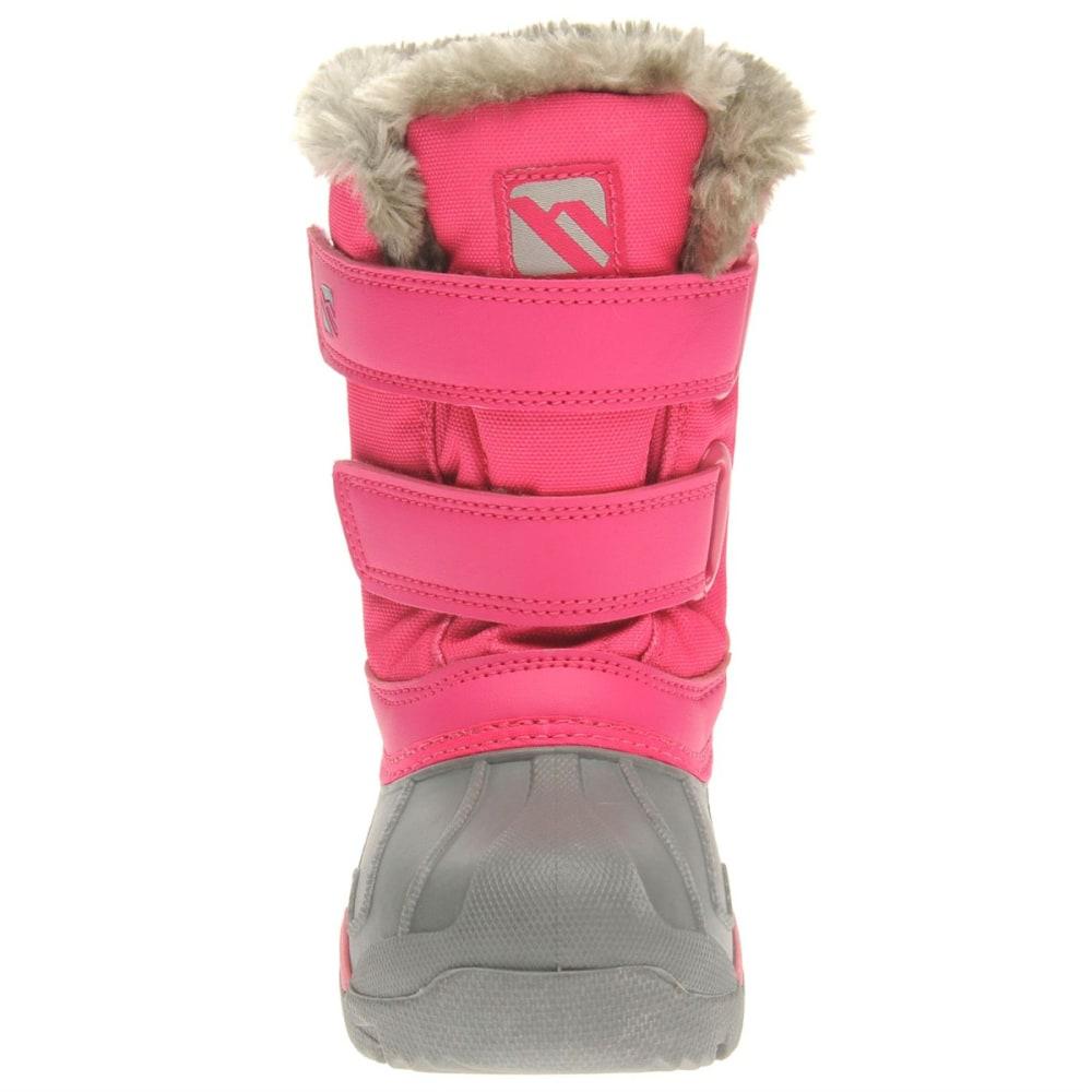 CAMPRI Kids' Waterproof Snow Boots - PINK