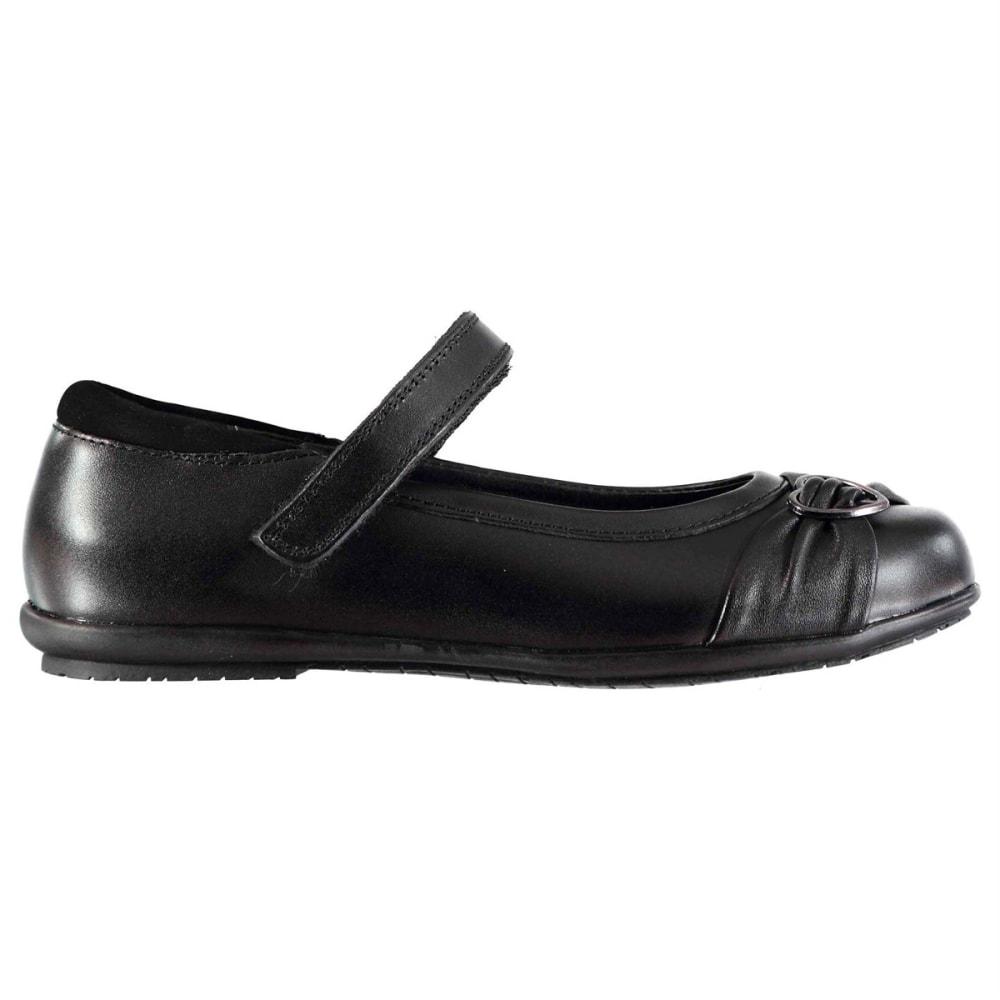KANGOL Girls' Loreto Flats - BLACK