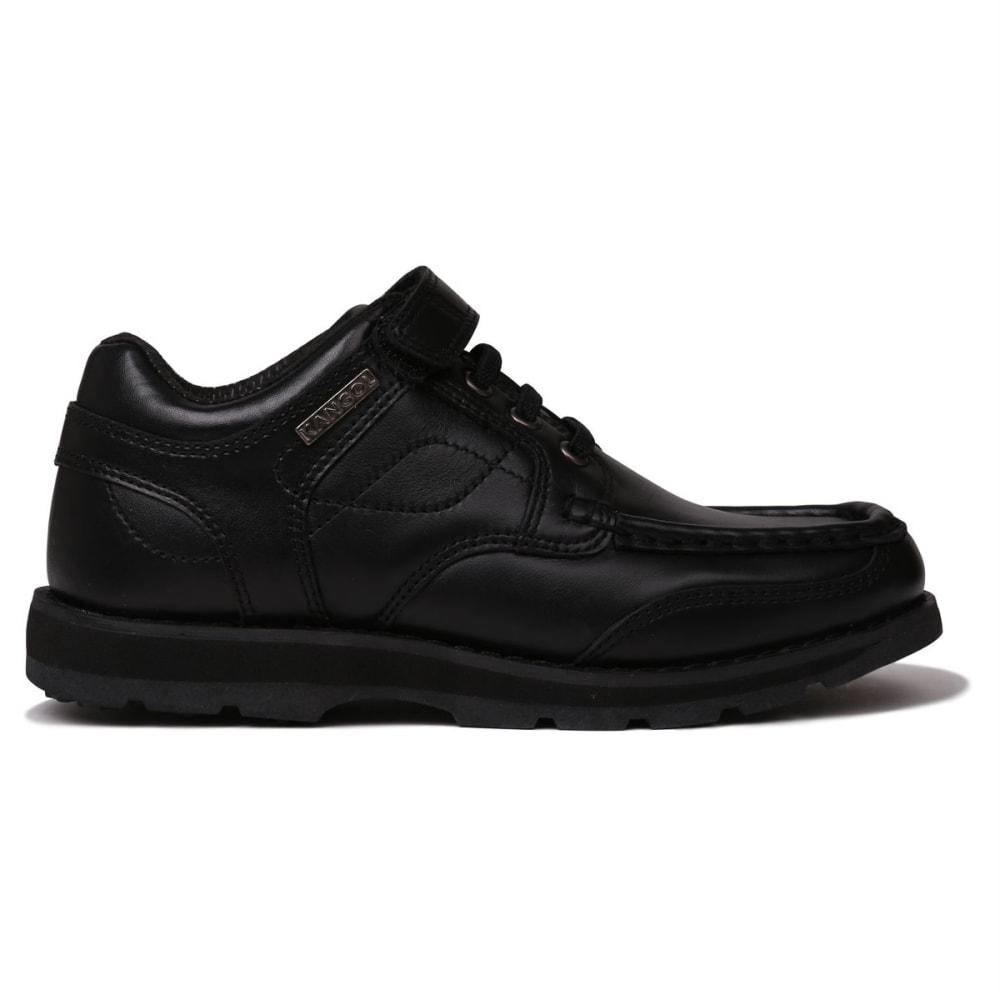 KANGOL Kids' Harrow Lace-Up Casual Shoes - BLACK