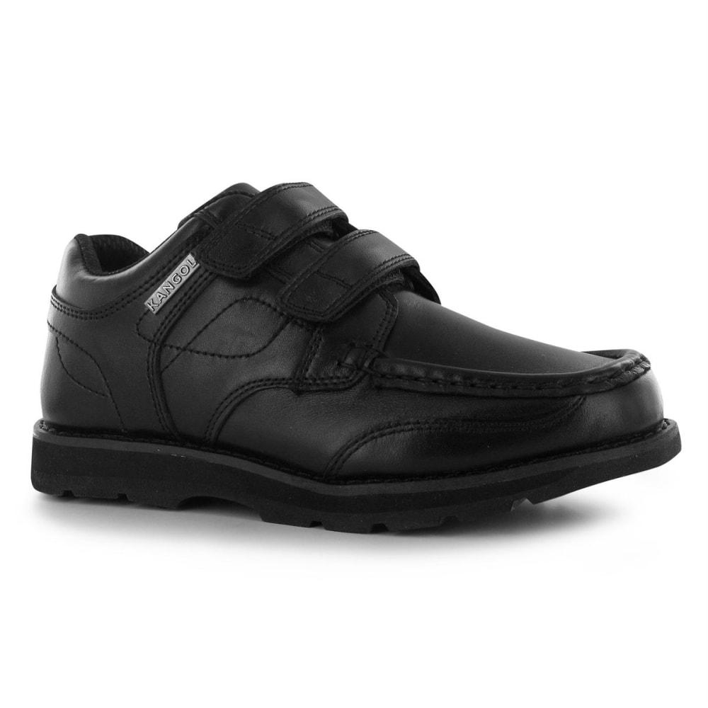 Kangol Kids' Harrow Velcro Casual Shoes - Black, 1