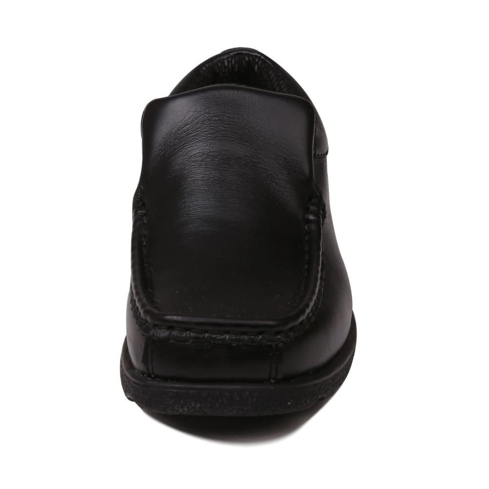 KANGOL Kids' Waltham Slip-On Casual Shoes - BLACK
