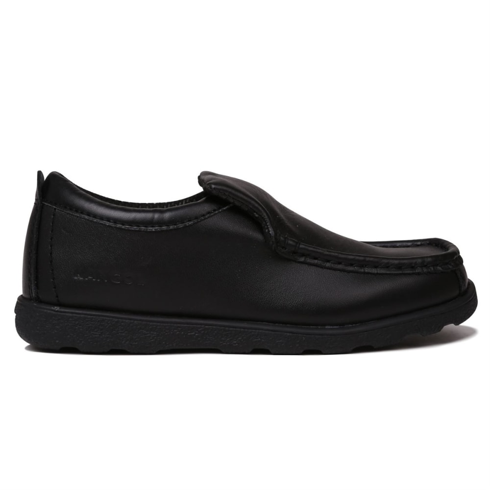 Kangol Kids' Waltham Slip-On Casual Shoes - Black, 1