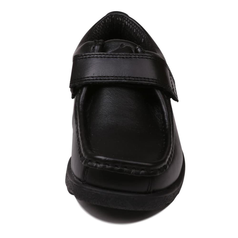 KANGOL Kids' Waltham Velcro Casual Shoes - BLACK