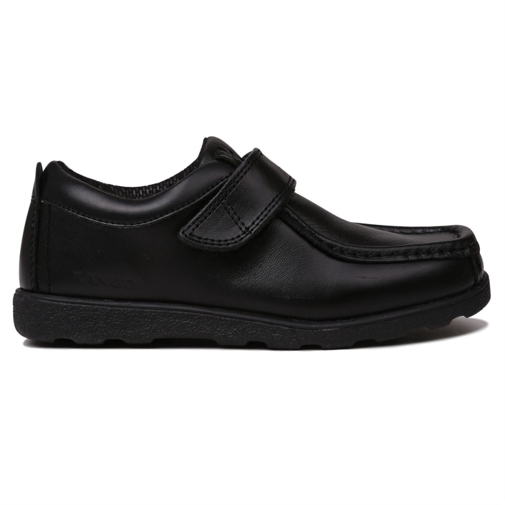 Kangol Kids' Waltham Velcro Casual Shoes - Black, 1
