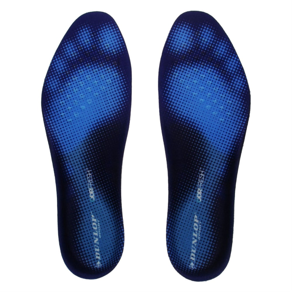 DUNLOP Men's Gel Insoles - BLUE