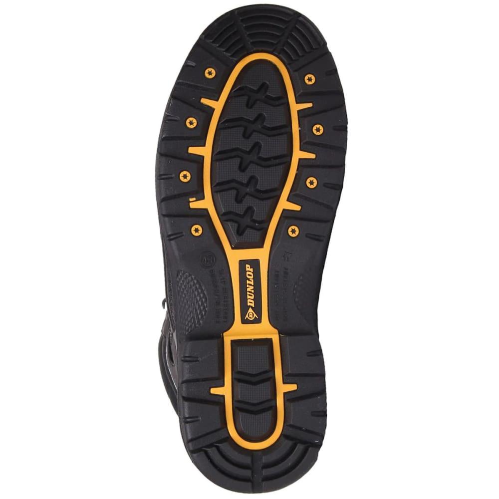 DUNLOP Men's Dakota Steel Toe Work Boots - BLACK