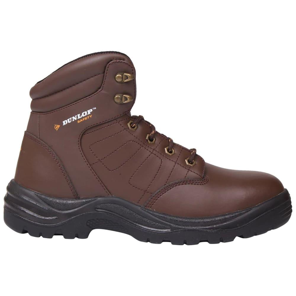 DUNLOP Men's Dakota Steel Toe Work Boots 4