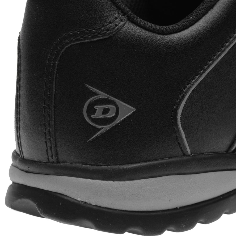 DUNLOP Men's Idaho Work Shoes - BLACK