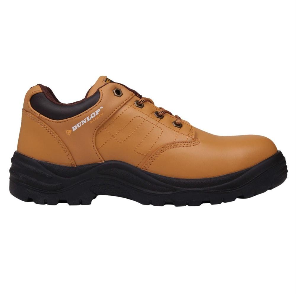 DUNLOP Men's Kansas Steel Toe Work Shoes 8.5