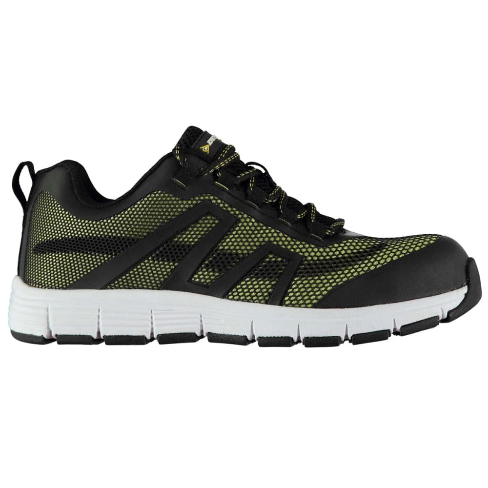 DUNLOP Men's Maine Steel Toe Work Shoes 8