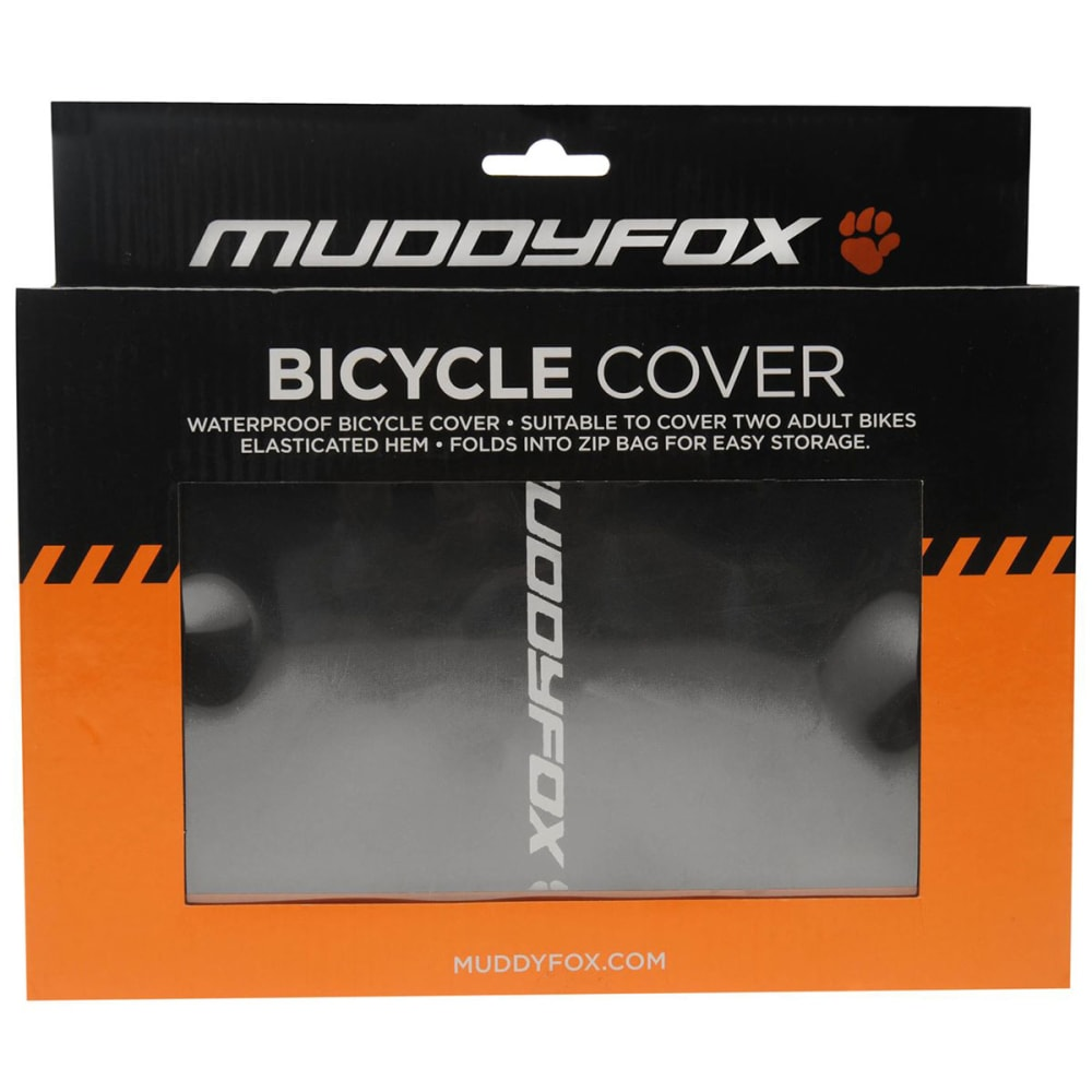 MUDDYFOX Bike Cover - BLACK