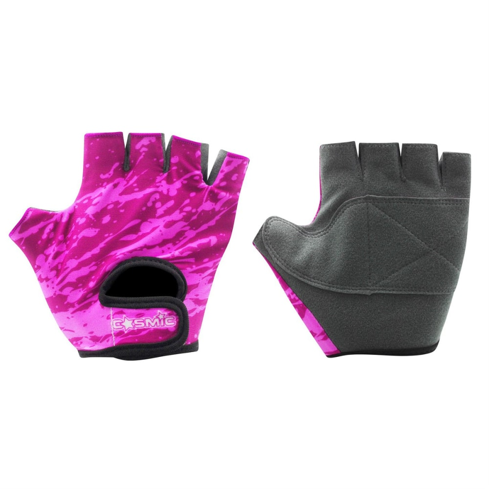 COSMIC Girls' Cycling Gloves ONESIZE