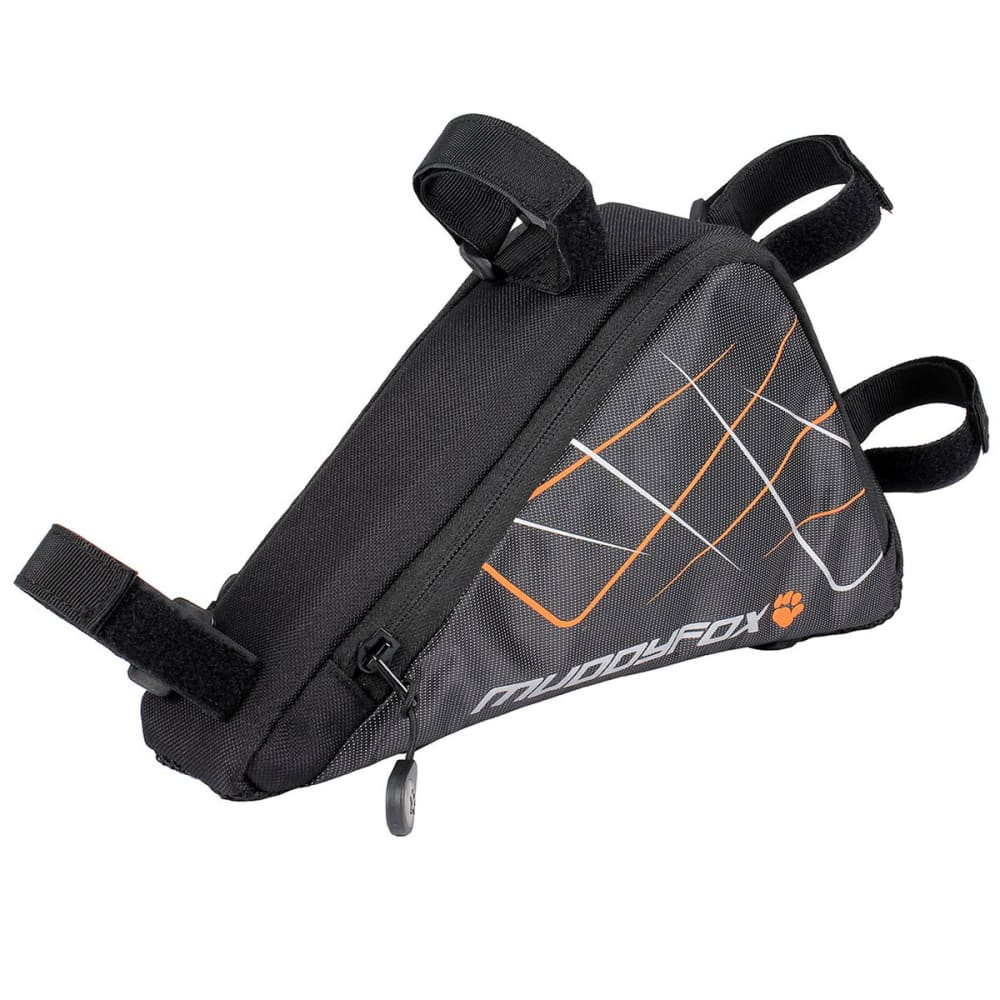 MUDDYFOX Corner Cycling Bag - BLACK