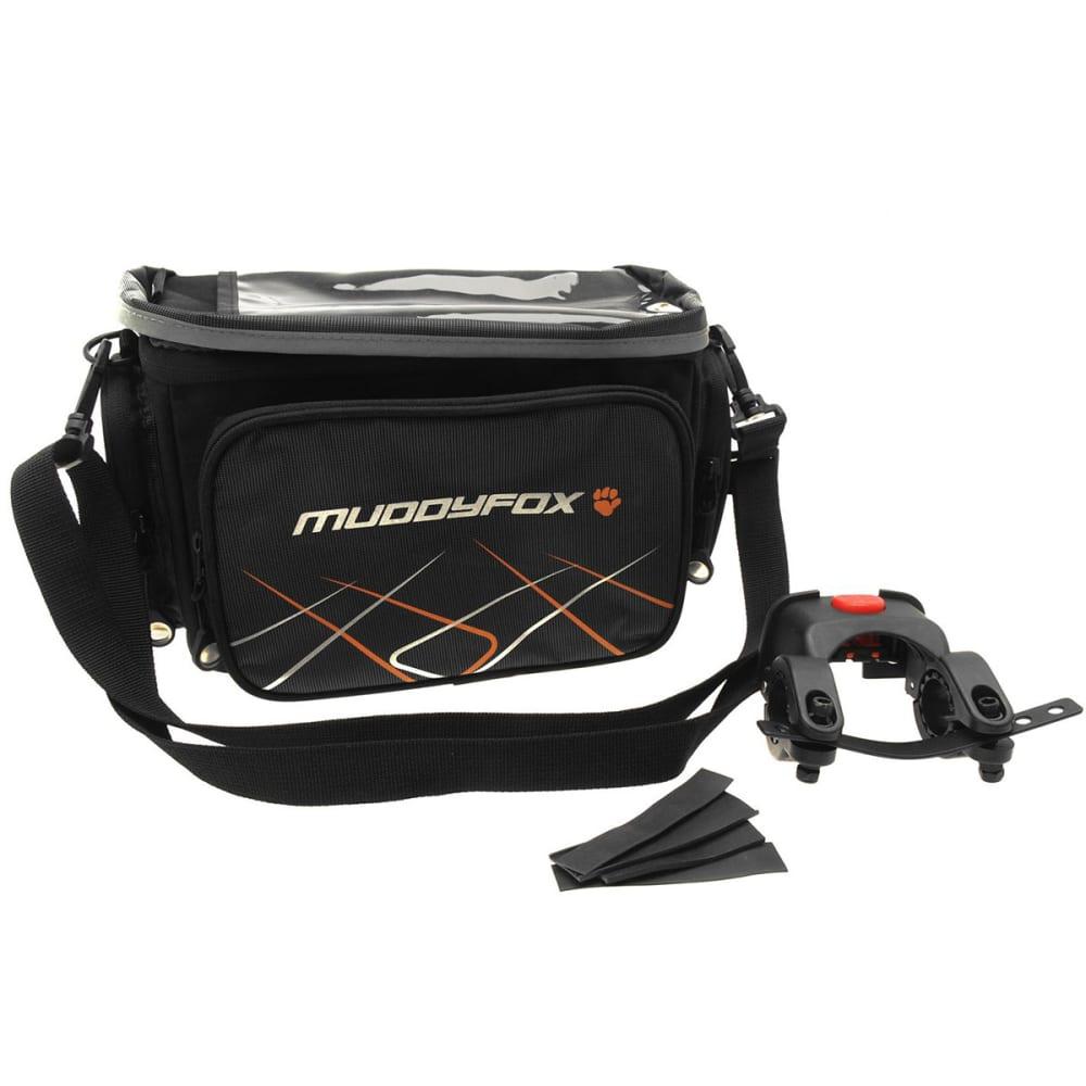 MUDDYFOX Handlebar Bag - BLACK