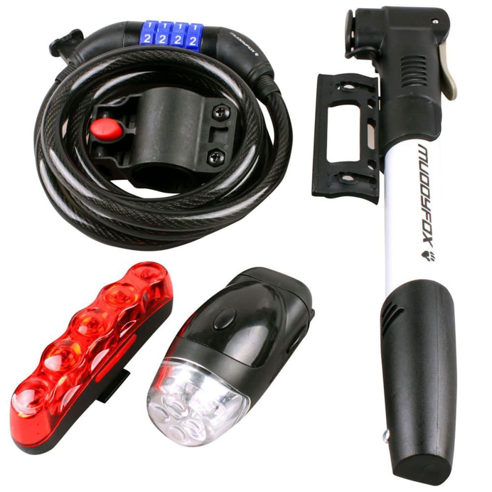 MUDDYFOX Light, Lock, and Pump Set - BLACK