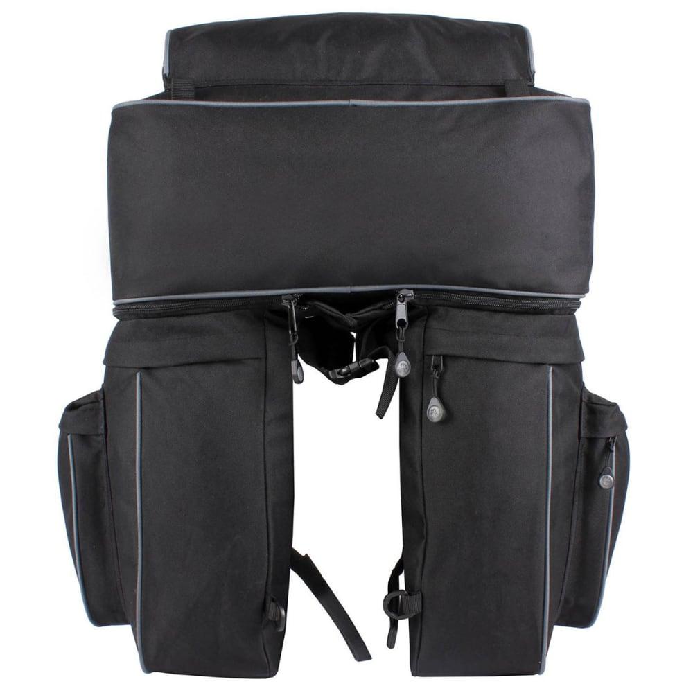 MUDDYFOX Pannier Cycling Bag - BLACK