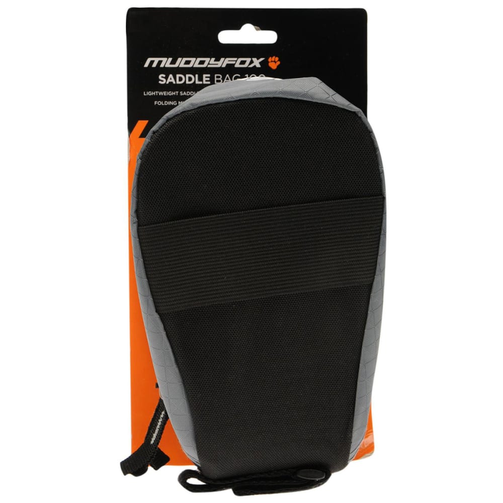 MUDDYFOX Saddle Bag 100 - BLACK
