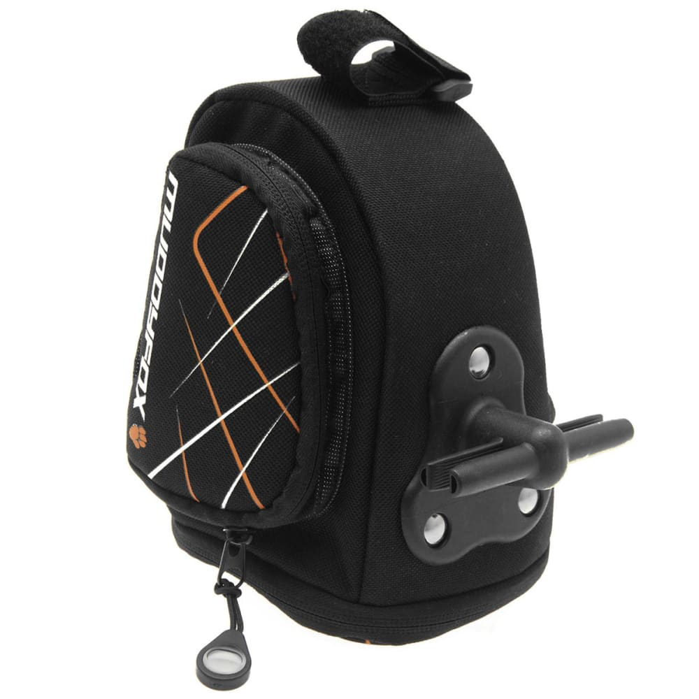 MUDDYFOX Saddle Bag - BLACK