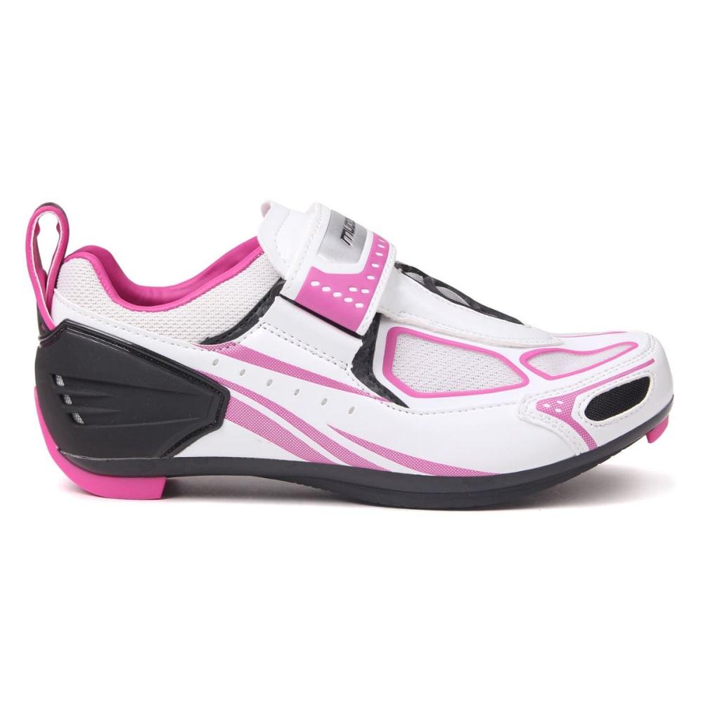 MUDDYFOX Women's TRI100 Cycling Shoes 6