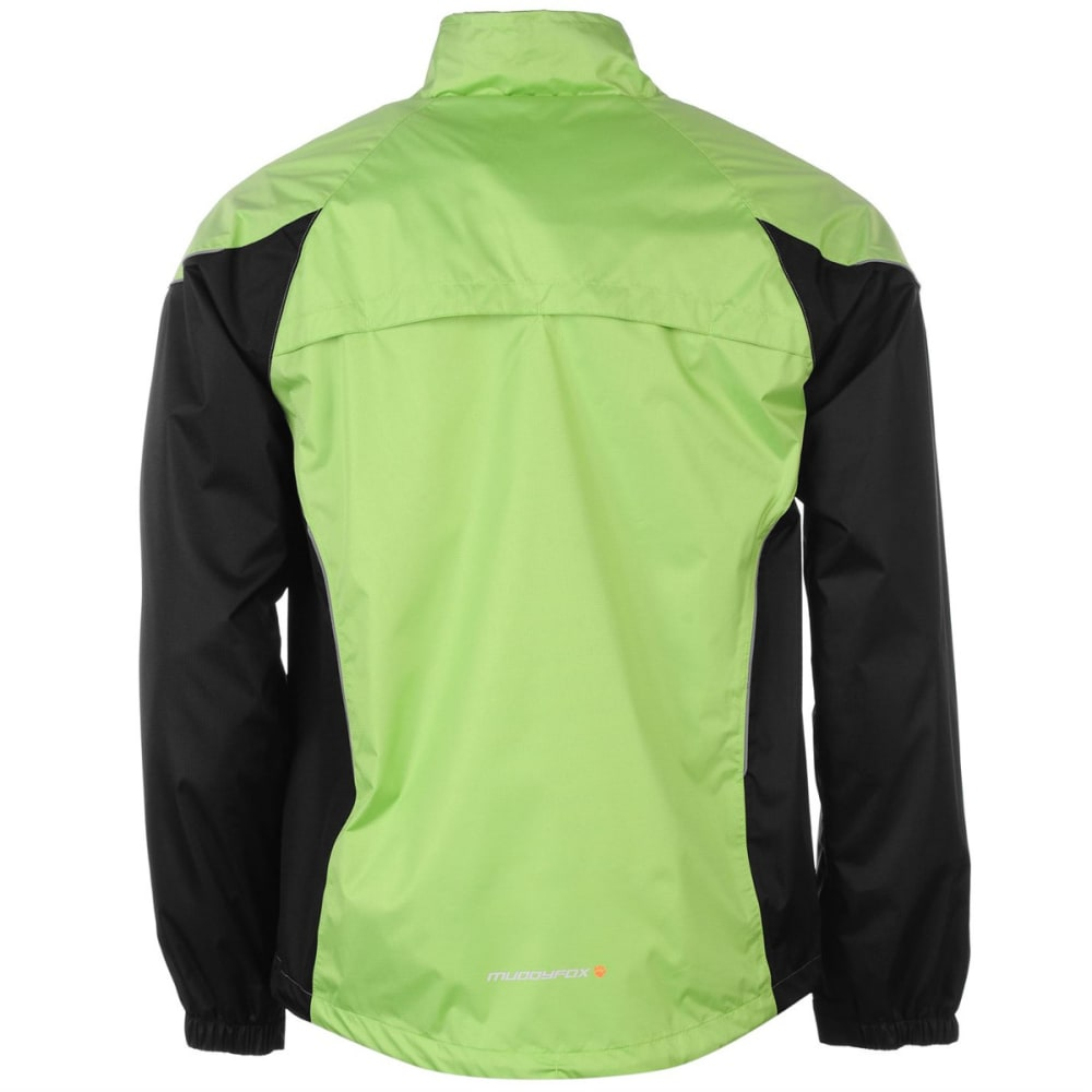MUDDYFOX Kids' Cycle Jacket - GREEN/BLACK