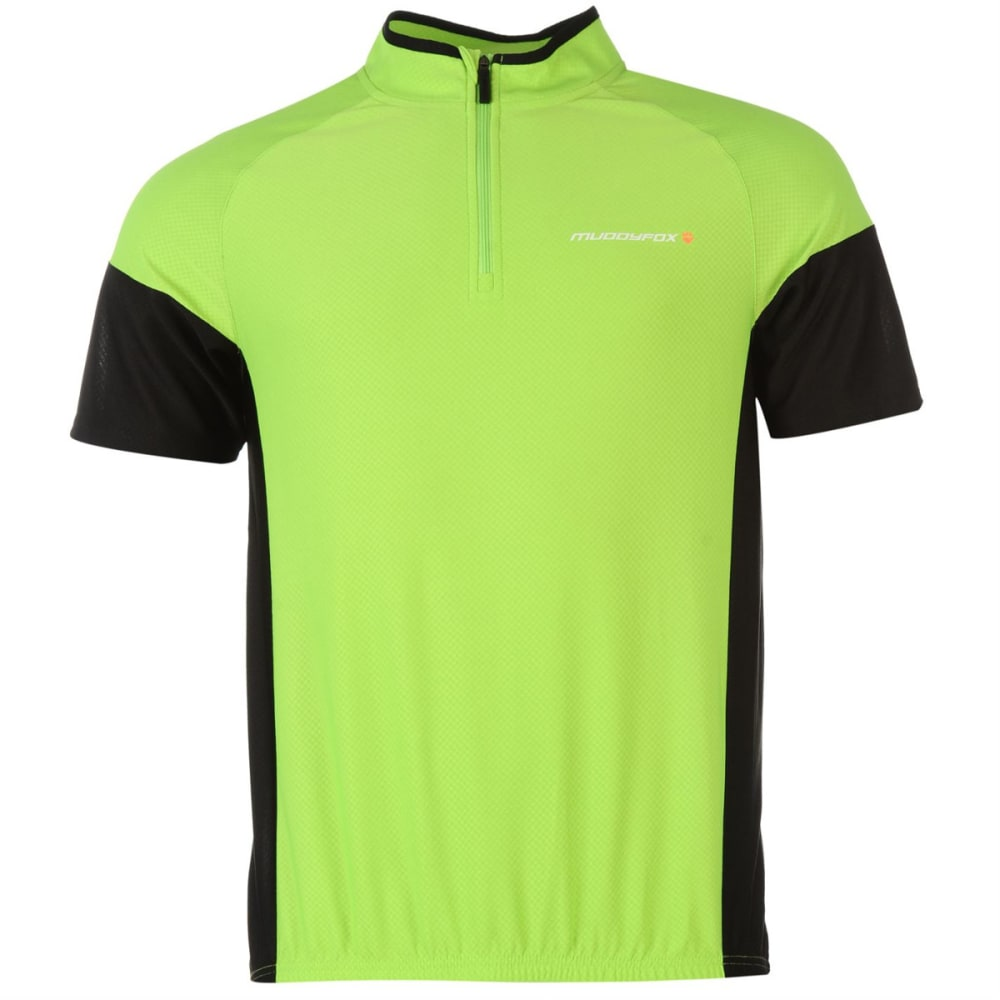 MUDDYFOX Kids' Cycling Short-Sleeve Jersey 9-10