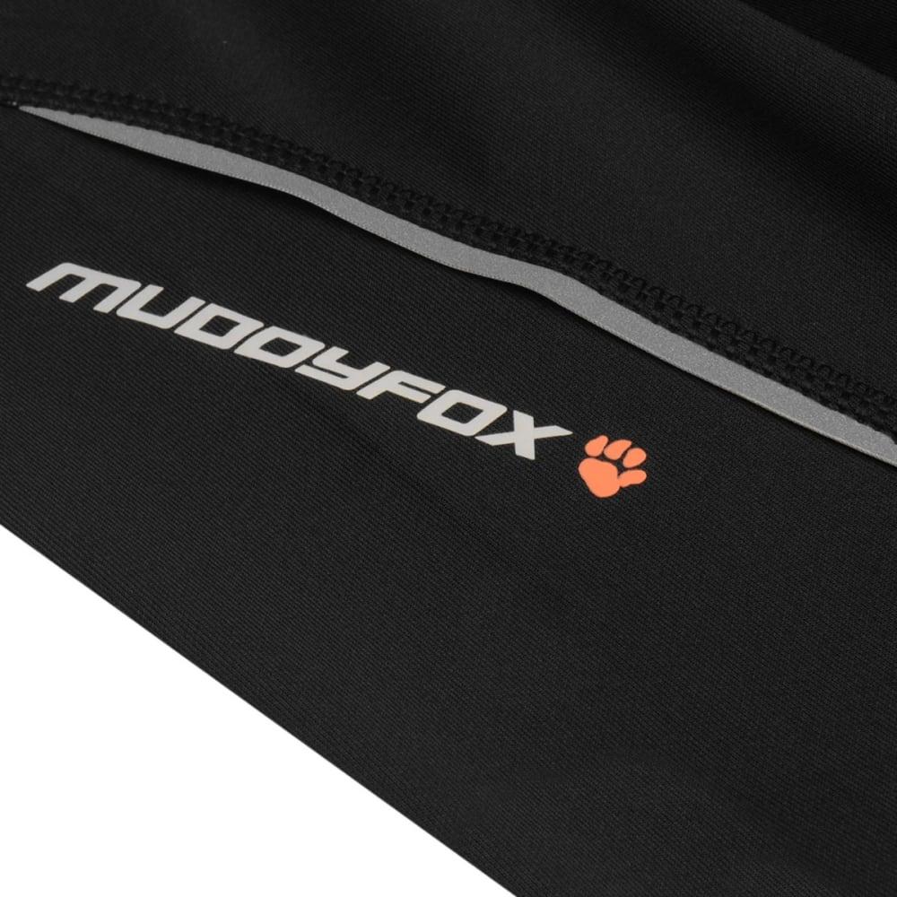 MUDDYFOX Men's Padded Cycling Shorts - BLACK