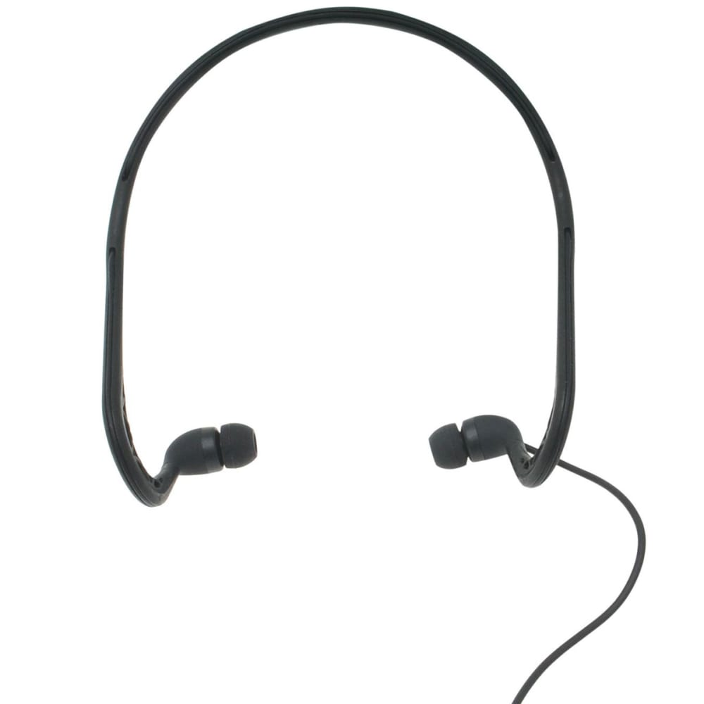 KARRIMOR Band Running Earphones - BLACK