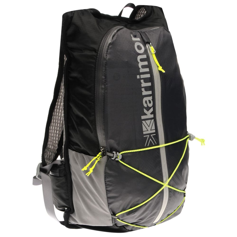 KARRIMOR 15L X Lite Running Backpack - BLACK