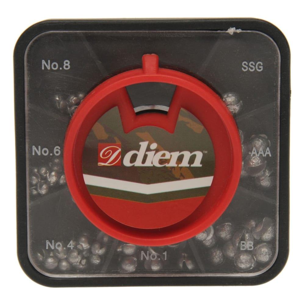 DIEM 7 Division Non-Toxic Shot Dispenser - MULTI