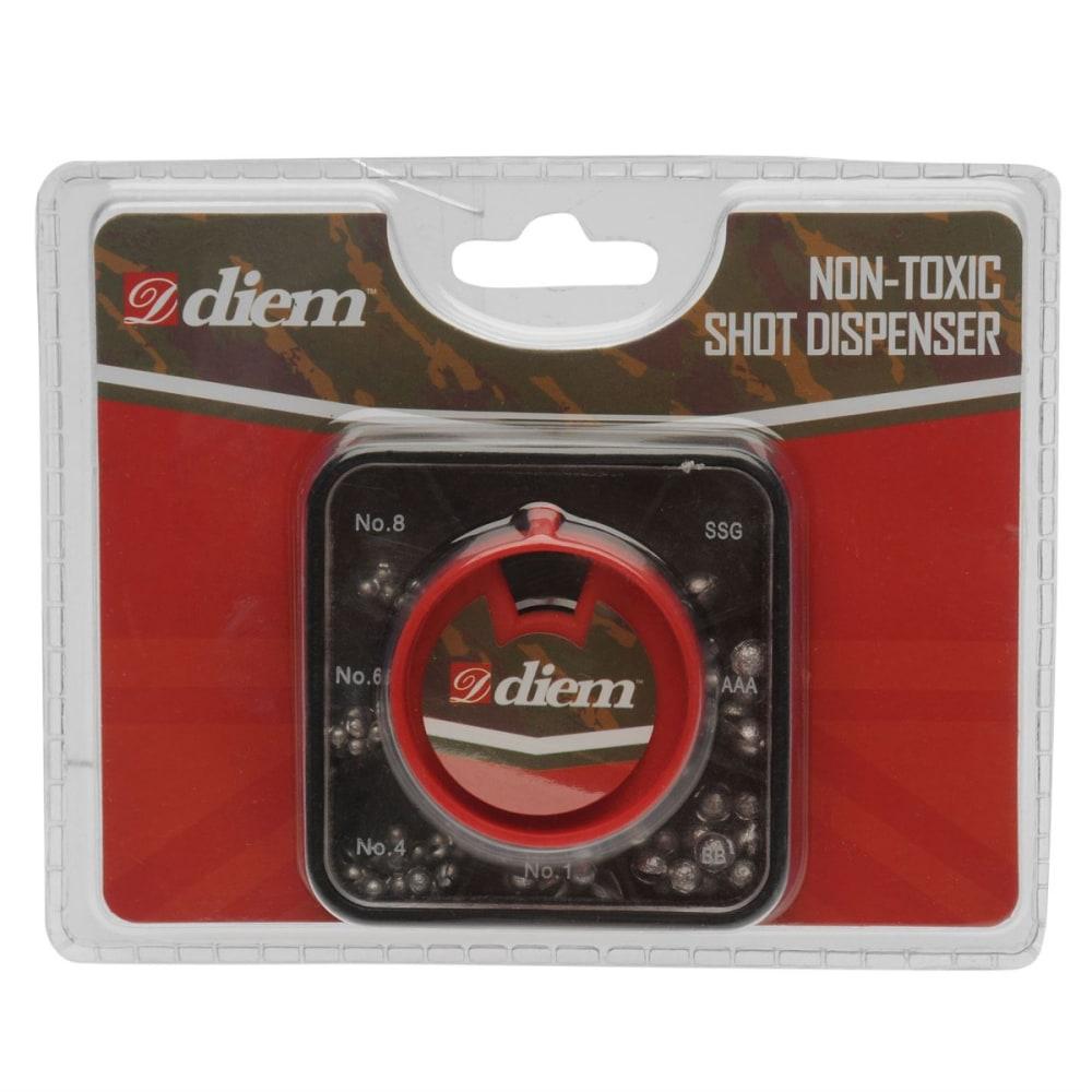 DIEM 7 Division Non-Toxic Shot Dispenser ONESIZE